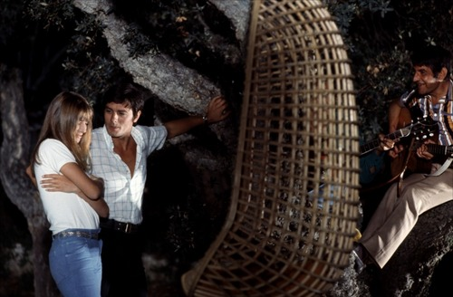 Alain Delon - Jane Birkin - La Piscine