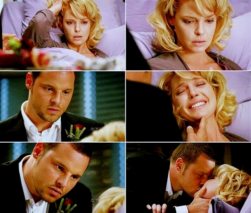Alex and Izzie<3