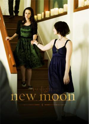 Alice & Bella New Moon Promo
