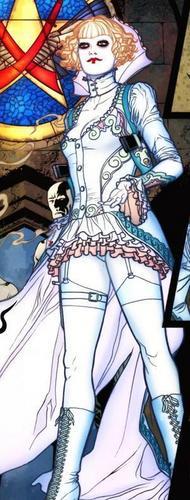 Alice of the religion of crime