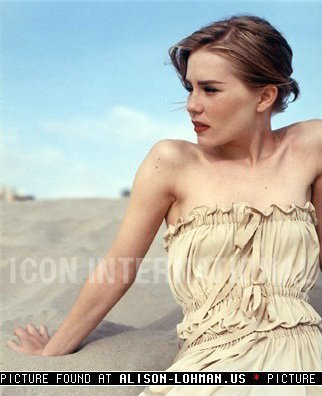 Alison Lohman | Unknown Photoshoot (2003)