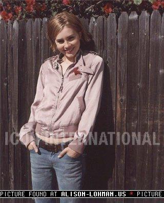 Alison Lohman | Unknown Photoshoot (2003)