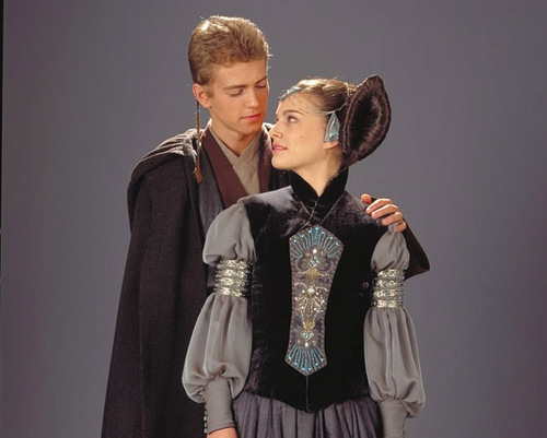 Anakin & Padmé <3
