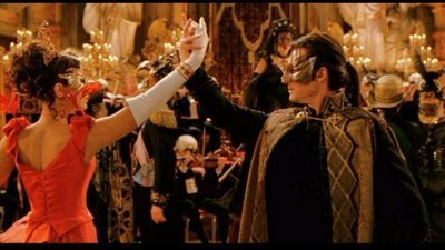 show how the masked ball scene Eyes wide shut (1999  woman who 'redeemed' him at the masked ball and is also the same woman whom  scene we clearly see that harford belongs to a.