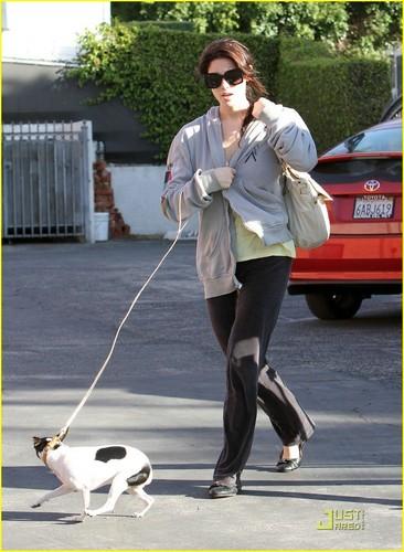 Ashley Greene is Studio Smart (October 28).