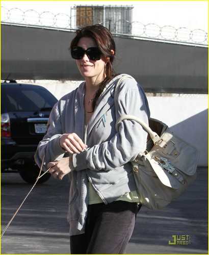 Ashley Greene is Studio Smart (October 28).