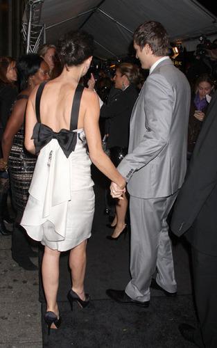 Ashton and Demi at the 2009 Gentlemen's Ball
