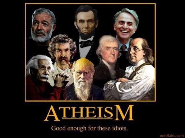 Atheism Atheism Motifa...