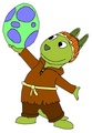 Austin the Grabbing Goblin