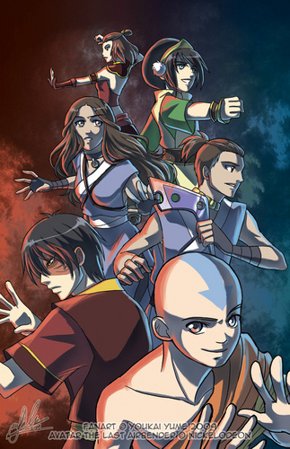 avatar - heroes