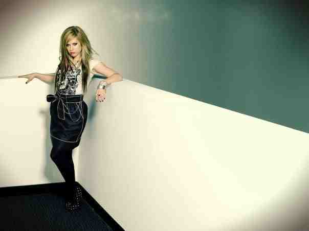 Avril Lavigne  - avril-lavigne photo