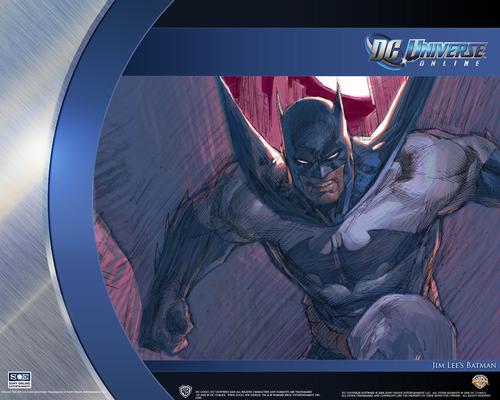 Batman DC Universe Online