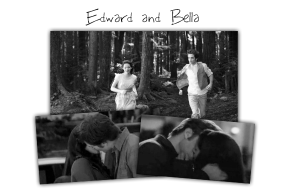 Bella & Edward <3
