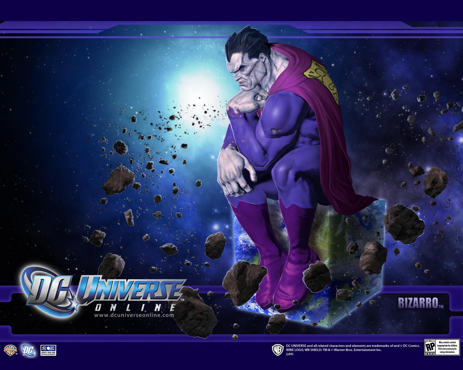 DC Comics Bizarro