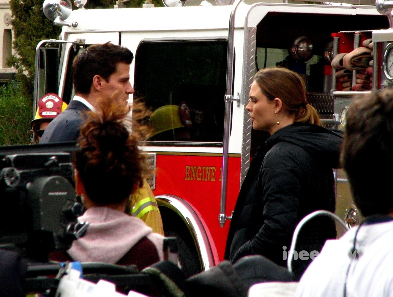 Bones- Behind the Scenes of Season 5 - bones photo