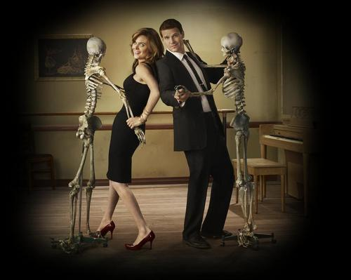 Seeley Booth achtergrond entitled Booth & Bones <3