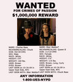 CB wanted - blair-and-chuck fan art