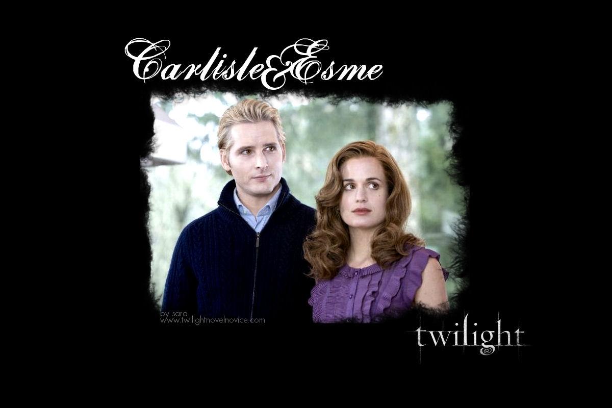 Carlisle&Esme