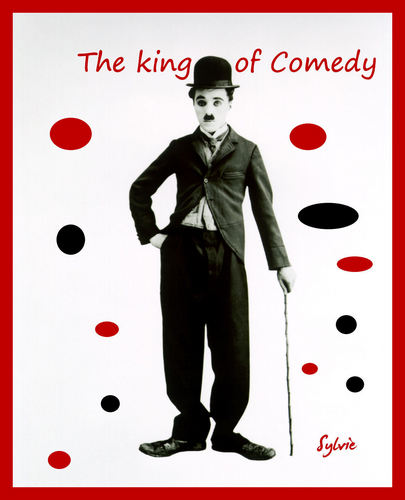 Charlie King of Comedy - the-kid Fan Art