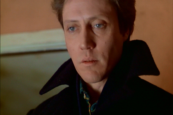 Christopher Walken in The Dead Zone - Christopher Walken