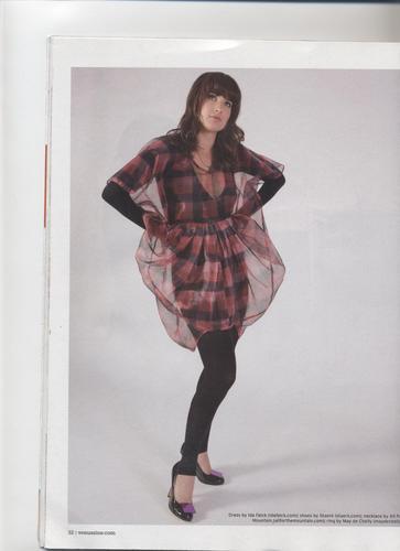 Cobie - Venus magazine