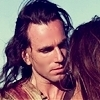 The Last of the Mohicans ছবি containing a portrait and attractiveness called Cora/Nathaniel