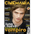 "Cover Mexican Magazine ""Cinemania"" November"" - twilight-series photo"