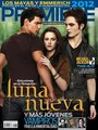 "Cover Mexican Magazine ""Premiere"" November - twilight-series photo"