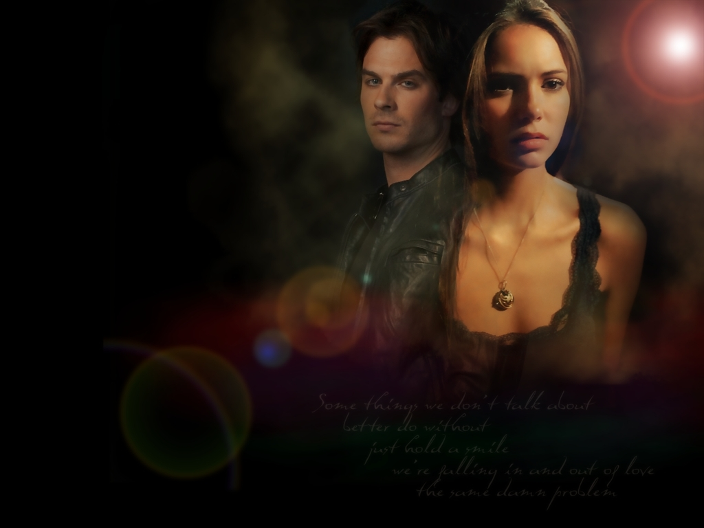 when do elena and damon start dating Stefan and elena start having sex dreams about each other in the what will happen when markos enters the mystic valley and how will damon, stefan and elena deal.