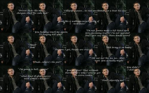Dean Quotes Wallpaper