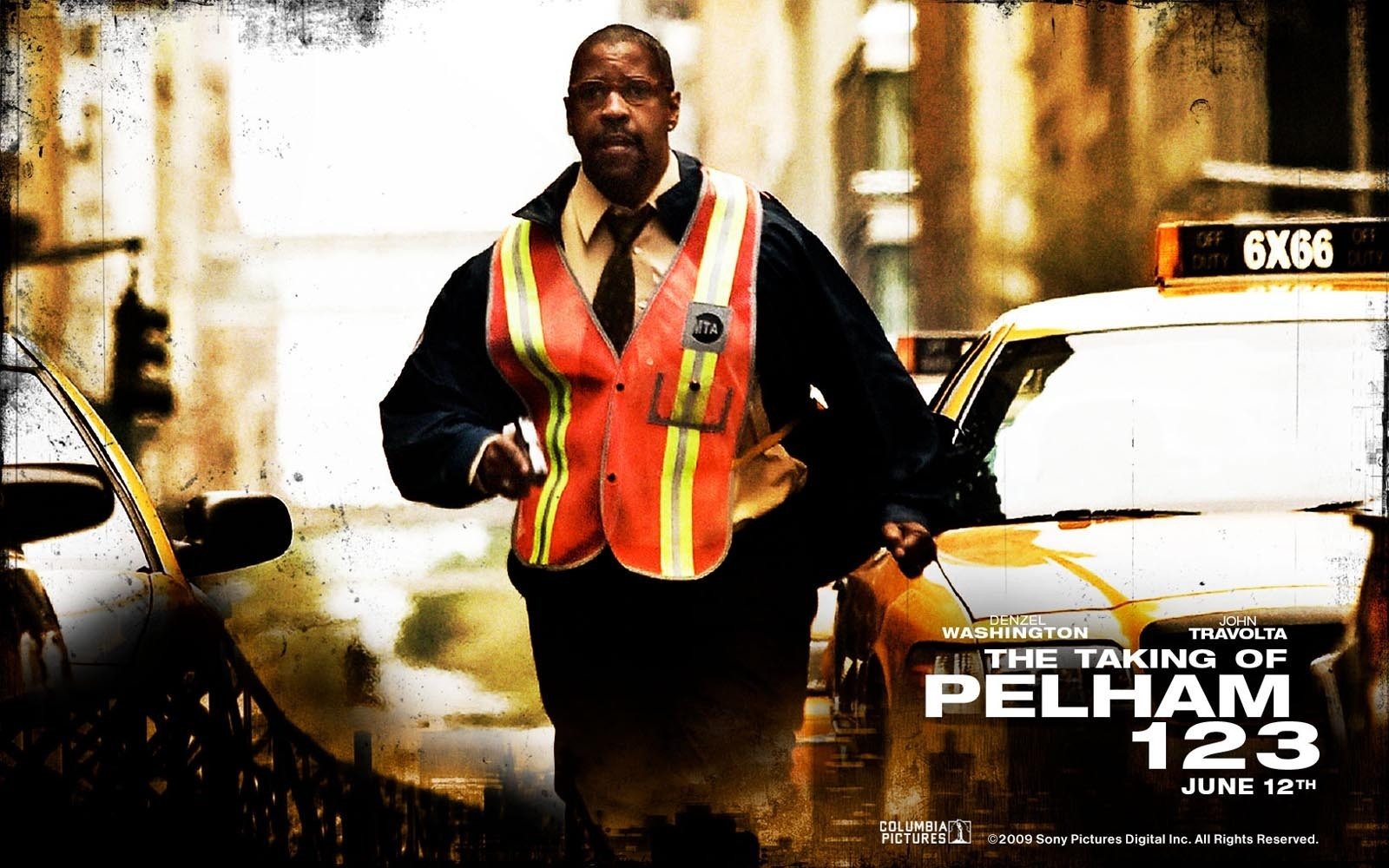 The taking of pelham 123 images denzel washington hd for The pelham
