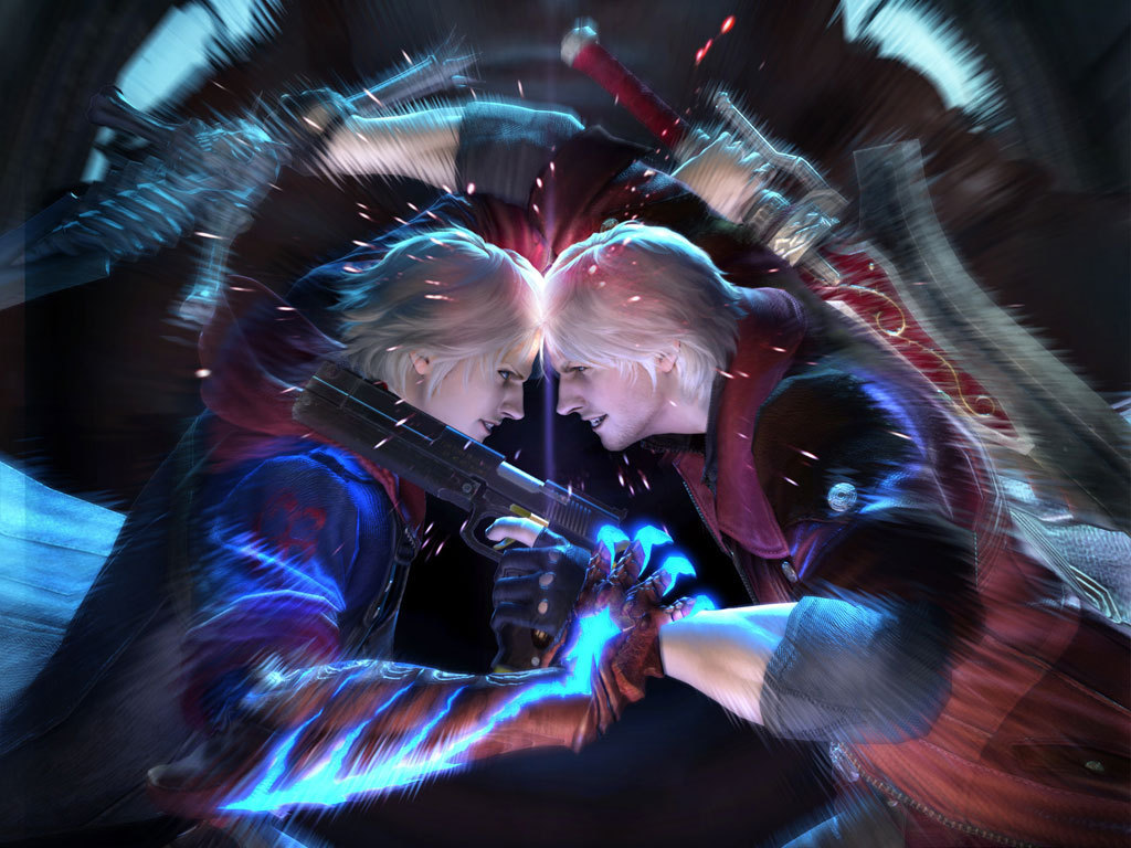 Devil May Cry 4 Devil May Cry 4 Wallpaper 8883676 Fanpop