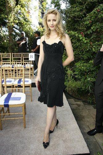 Dianna Agron @ Vogue's Fashion Fund Event (Oct 30th 2009)