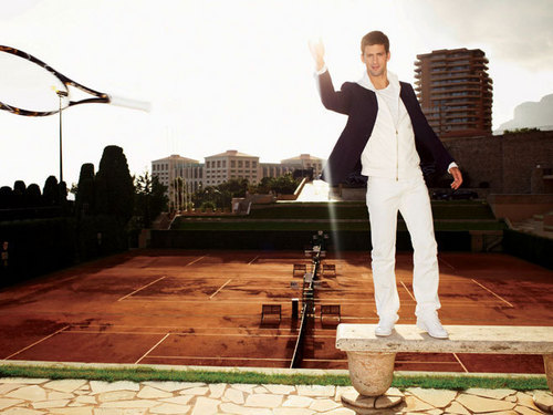 novak djokovic wallpaper probably with a postigo, wicket and a business suit entitled Djokovic