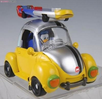 Donald pato Transformer