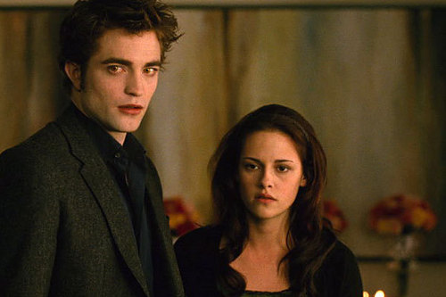 Edward & Bella. LOOKING INTENSE, NEW STILL