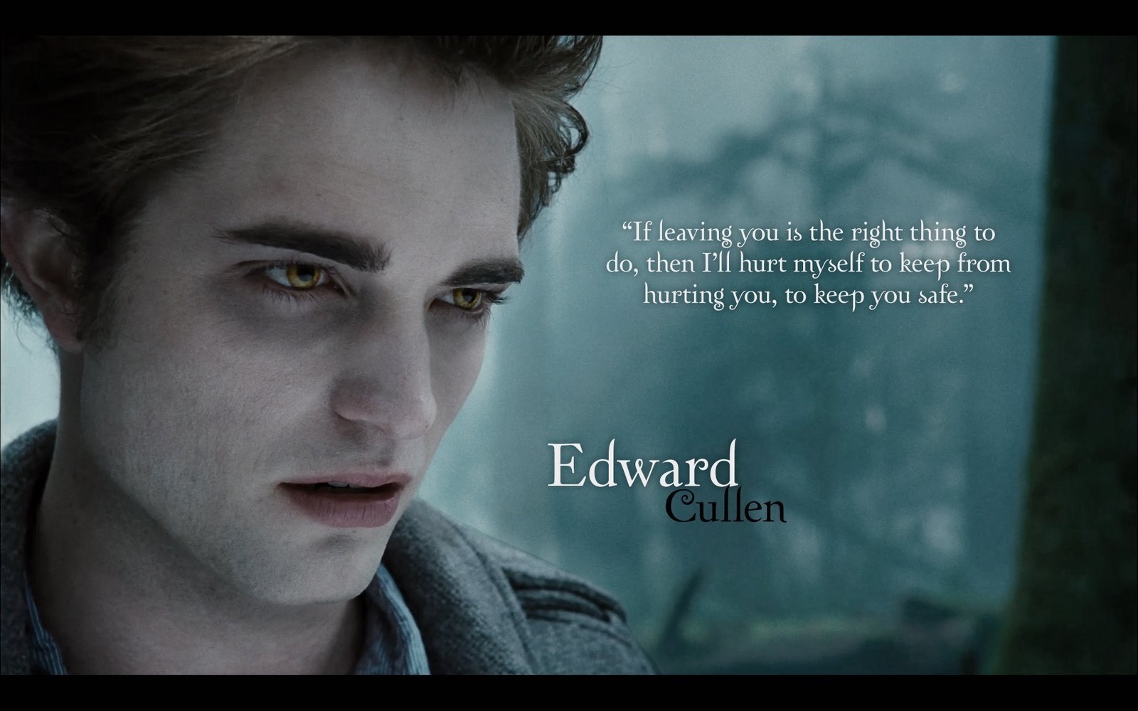 Pics for edward cullen quotes from twilight for Twilight edward photos