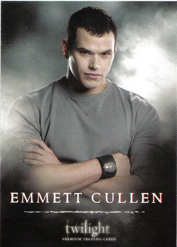 Twilight Series wallpaper possibly containing a portrait entitled Emmett
