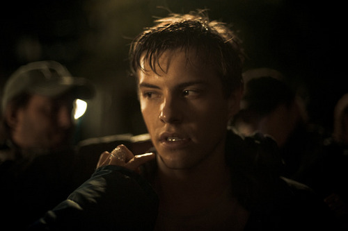 First Eclipse photo of Xavier Samuel as Riley