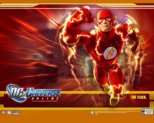 Flash DC Universe Online
