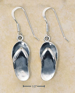 Flip Flop Earrings https://www.whitesandsjewelry.com/earrings_dangle_page3.html