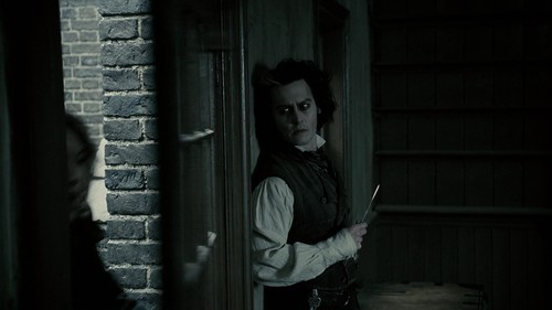 Funny ST faces - sweeney-todd Screencap