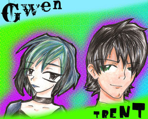 GWEN X TRENT