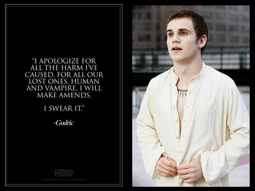 Godric - true-blood Wallpaper