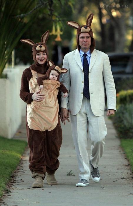Alyson Hannigan And Alexis Denisof Buffy Halloween 2009 ...