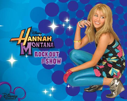 Hannah Montana/Miley Cyrus