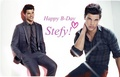 Happy B-Day Stefy<3Ly - graphics-by-j fan art