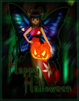Happy Halloween - mermaid-melody photo