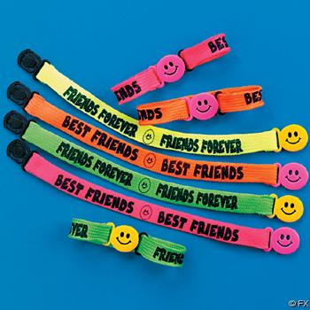 Happy bracelets for my Những người bạn