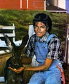 He really loved nature - michael-jackson photo
